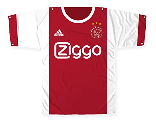 Big Time Jersey Ajax Trikot-Flagge