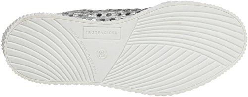 MUSSE & CLOUD Cacey, Chaussures femme Argenté