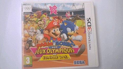 Mario & Sonic bei den Olympischen Spielen in London 2012 [3DS] + Kopfhörer Moon Headset Rose [3DS]