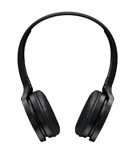 Panasonic RP-HF400BE-K Cuffie Wireless, 10 m, Nero