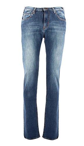 ARMANI JEANS - Jeans uomo slim fit 8n6j45 6d0mz w34 l34 denim