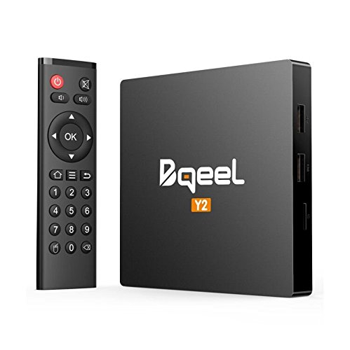 Bqeel Y2 Android TV Box 【2GB+16GB】