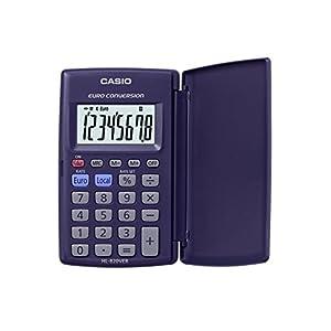 Casio HL 820 VER Calculator, Black