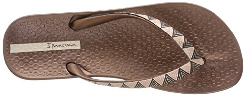 Ipanema Metalic III, Tongs femme Marron (20888/Bronze/Bronze)