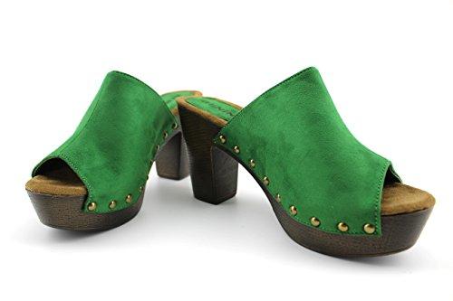 MODELISA, Infradito donna Verde
