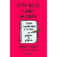 Esto no es (solo) un diario, en rojo: Échale creatividad a tu vida... página a página (OBRAS DIVERSAS)