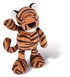 Nici 43902 Tiger Balikou 25cm Schlenker, Braun