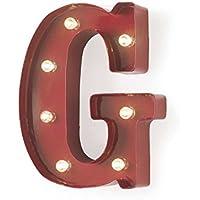 MONTEMAGGI lampada G luminosa e colorata in stile industriale in