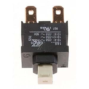 KARCHER - interrupteur marche arret 66304370 pour aspirateur KARCHER