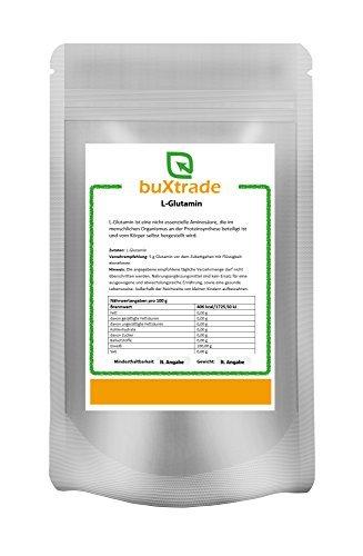 250 g L-Glutamin | Aminosäure Glutamine | Eiweiss | Sport |