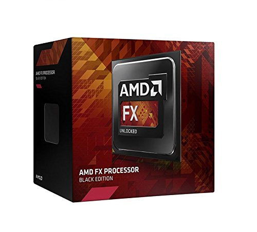 AMD FX-8320E Black Edition 8 Core CPU Socket AM3+ 3.20GHz