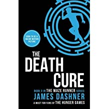 [(The Death Cure)] [ By (author) James Dashner ] [June, 2014]