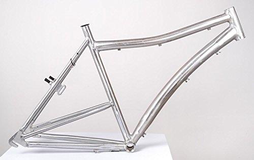 "28"" Zoll Alu MTB Tekking Bike Fahrrad Rahmen frame Rh 55cm Nabenschaltung Retro"