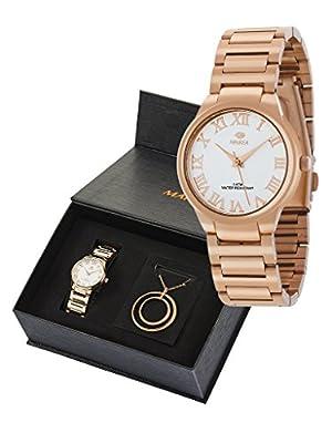 Conjunto Marea Mujer B41183/23 Reloj y Colgante