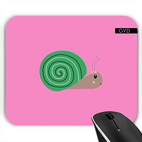mousepad-nette-grune-schnecke-by-ilovecotton