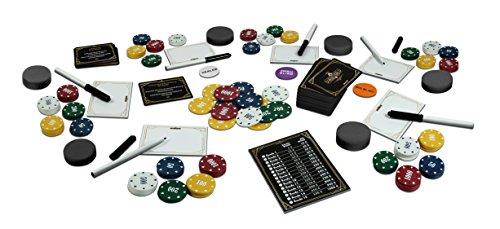 Clementoni 69066.4 Das Duell um die Geld-Brettspiel