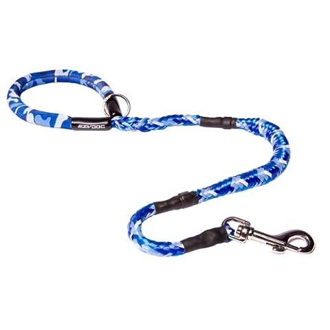 EzyDog Mutley Hundeleine, 63,5cm, arktisch blau