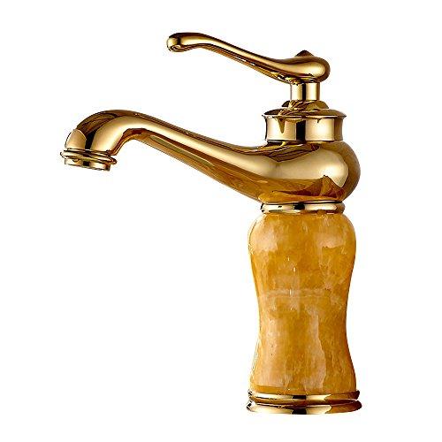 Kihappy moderno antico a cascata per lavello da cucina monoforo e manico nave Pull Out rubinetto lavabo rubinetti