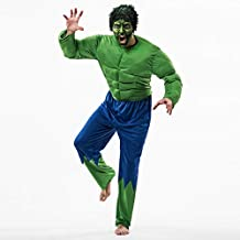 Disfraz de Hulk adulto Talla 52 ea1e200716a7