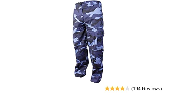 3e6d5ada80 Combat Trousers - Cargo Trousers - Camouflage Trousers - Sizes 30