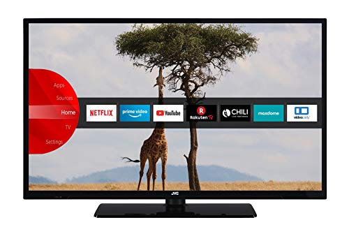 JVC LT-32V55LHA 81 cm (32 Zoll) Fernseher (HD-Ready, Triple-Tuner, Smart TV, Prime Video, Bluetooth)