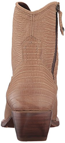 Frye Sacha Short Boot Cuir Bottine Natural