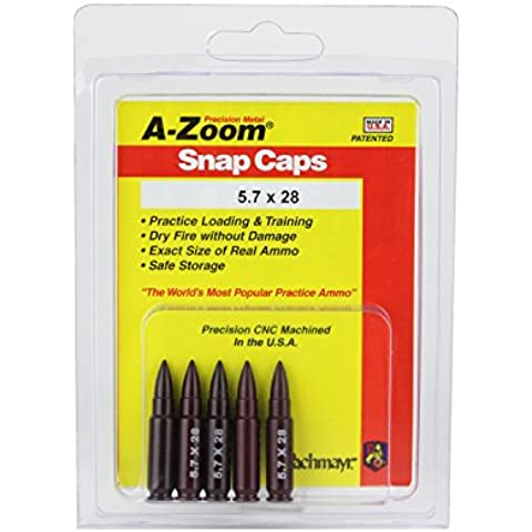 Azoom Snap Caps 5.7X28 5/Pk by A-ZOOM