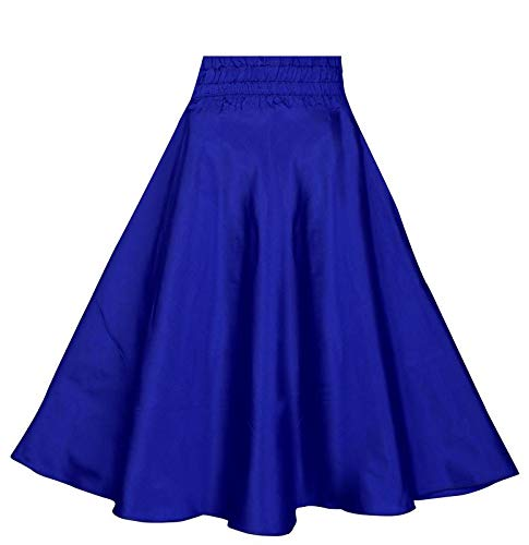 Fashion Dream Ethnic Wears Yellow-Blue Lehenga Choli For Girls_2-3 Years (Readymade)
