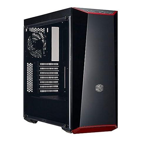 Cooler Master MasterBox Lite 5 Boîtiers PC 'ATX, microATX, Mini-ITX, USB 3.0, Window Side Panel' MCW-L5S3-KANN-01