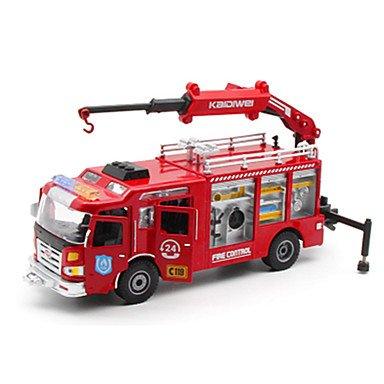 GANTA Toys Truck Plastics Metal Alloy