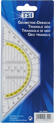 TSI Geometrie-Dreieck, 16 cm