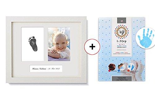 Machen Net (MAGISCHES BABY ABDRUCKSET - ohne Farbe, ohne Gips, direkt auf beschichtetem Papier - von