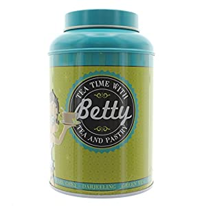 Betty Boop Boîte à thé Betty S Tea and Pastry
