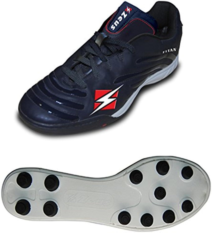 Zeus Schuh Titan PU Fußball Fußball Sala Turnier Football