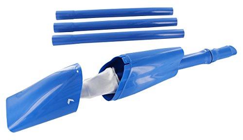 New Plast 0036 Pulitore Aspiratore, Azzurro