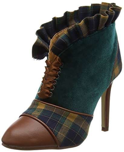 Joe Browns My Beautiful, Escarpins femme Multicolor (A-Green Multi)