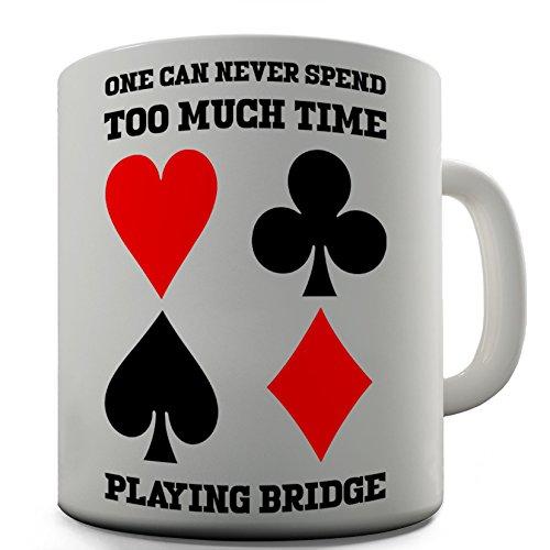 Ponte divertente design a forma di tazza da