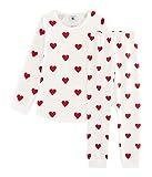 Petit Bateau Pyjama_5225401, Pigiama Bambina, Multicolore, 128 (Taglia Produttore:)