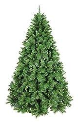 Xone Pino Mix, albero artificiale natalizio folto e realistico da 180 cm, 210 cm 240 cm
