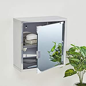Home Centre Orion Ella Wall-Mounted Mirror Cabinet
