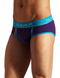 Clever Men's Color Piping Brief
