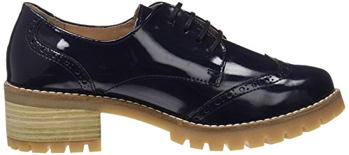 Cuple Ladies 103044 Tros16525 Oxford Stringate Blu (marino)