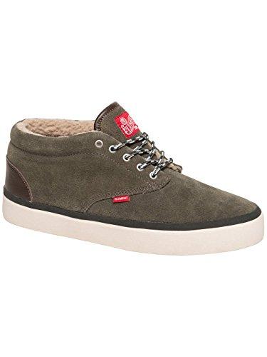 Element Preston, Chaussures de skateboard homme Timber Charcoal