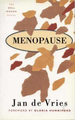 [(Menopause)] [By (author) Jan De Vries ] published on (June, 1993)