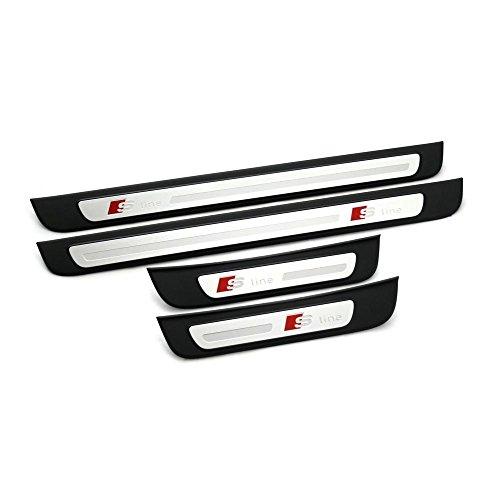 Gebraucht, Audi A5 8T Sportback S-Line Einstiegsleisten Set Original gebraucht kaufen  Wird an jeden Ort in Deutschland