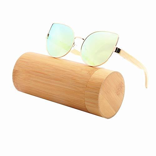 GSSTYJ Polarisierte Sonnenbrille für Männer und Frauen, hochwertige Persönlichkeit Brille zum Fahren Radfahren Angeln Golf und alle Sportarten, Blendschutz UV-Schutz PC-Linsen (Color : Orange)