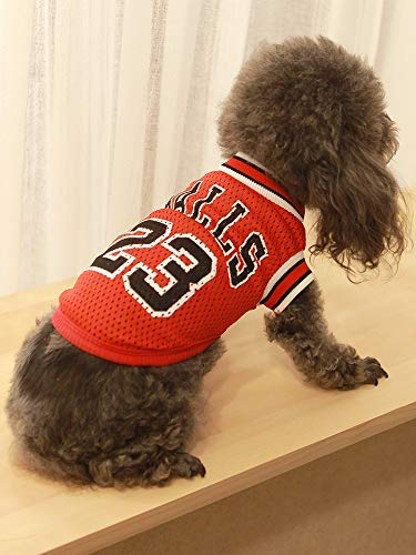 Sainode Pet Vest Hundebekleidung Teddy Than Bear Small Dog Pet Kostüm Bomei Chihuahua Puppy Cat Summer Wear Atemweste Stretch
