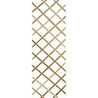 Verdemax 75801,8x 0,3m Extensible Traliccio in legno,