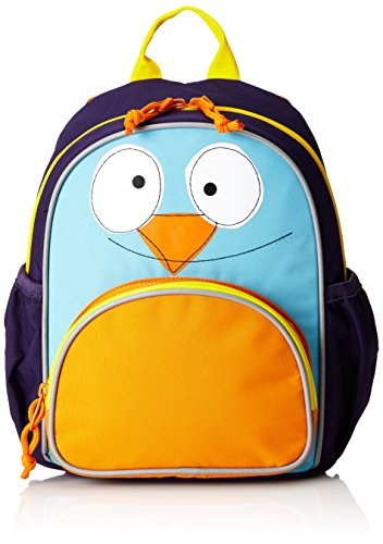 Lässig Mini Backpack Update Kinderrucksack Kindergartentasche, Wildlife Birdie