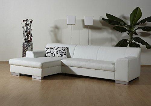 Divano Letto Bianco Ecopelle : Divano letto angolare vittorie bianco ecopelle l catalogo divani